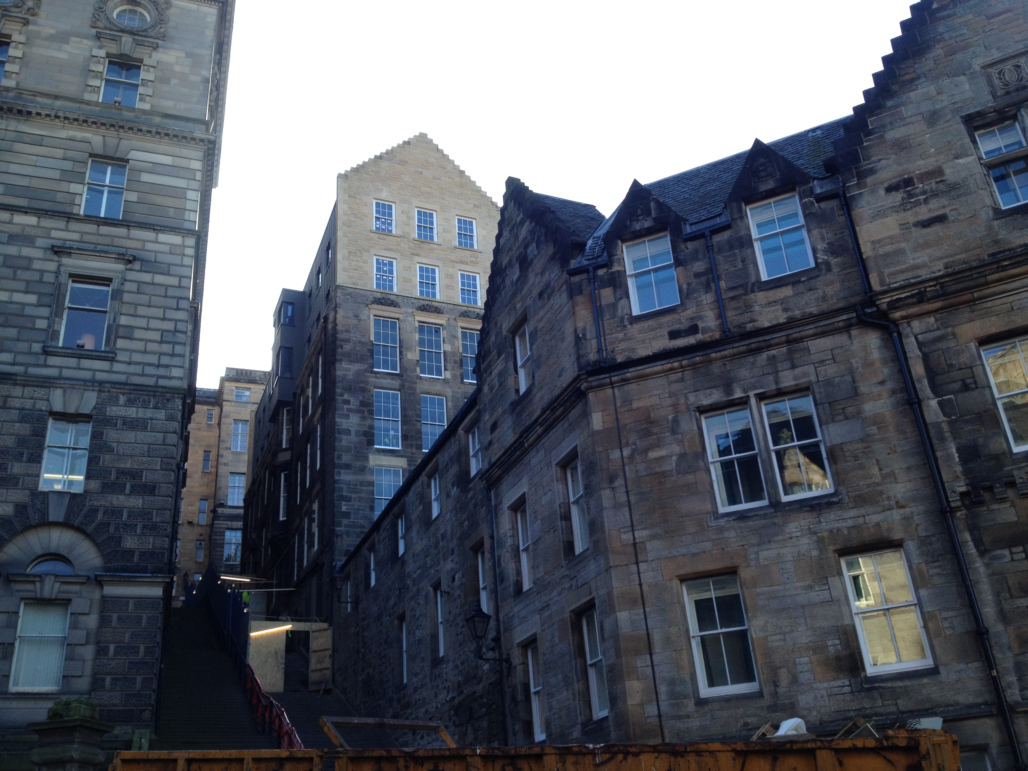 Advocates Close Edinburgh