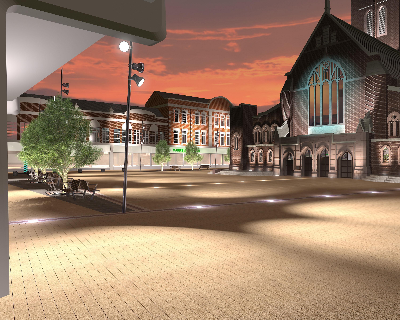 St Helen S Town Centre Will Rudd Davidson