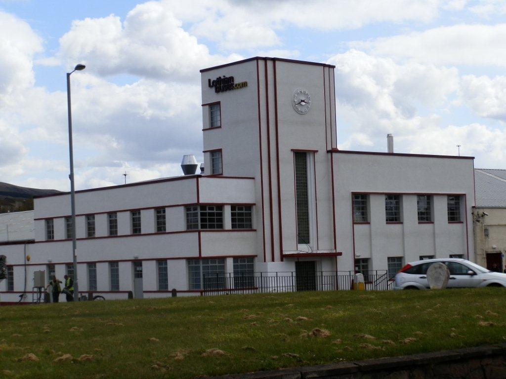 Lothian Buses Longstone Bus Depot Edinburgh 171 Will Rudd