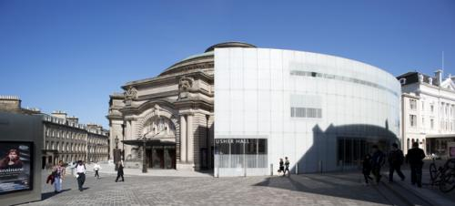 Usher Hall External